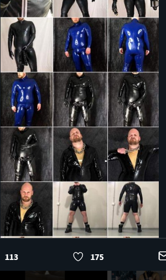 James Makings endless rubber gear pictures